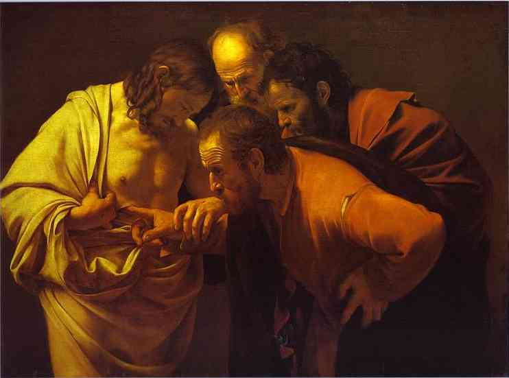Michelangelo Merisi é o grande Caravaggio