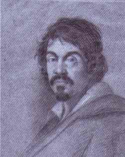 Auto retrato - Caravaggio