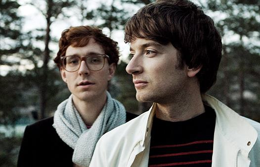 Direto da Noruega Kings of Convenience