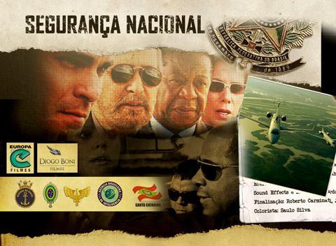 Segurança Nacional, filme Brasileiro de espionagem