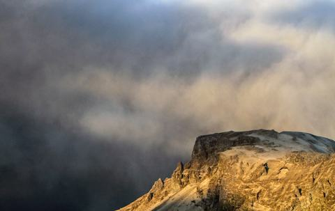 Eyjafjallajokull-montanha-fumaca