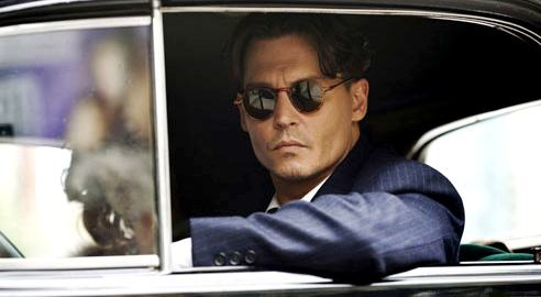 Um pouco de Johnny Depp