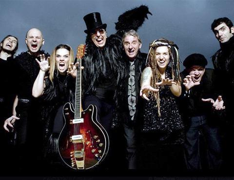 Os Mutantes e o rock psicodélico