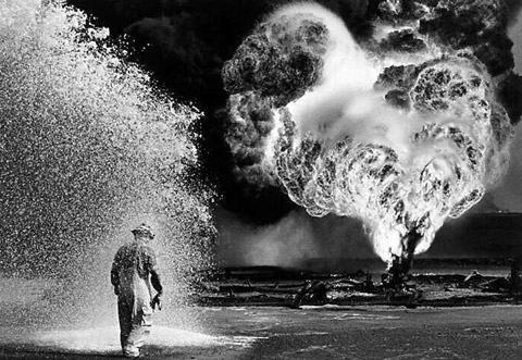 A arte do fotógrafo mineiro Sebastião Salgado
