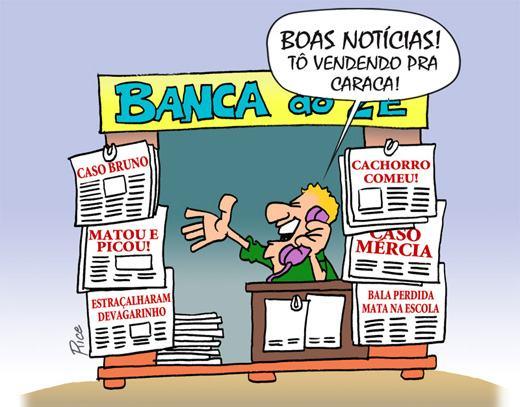 Charges Boas Notícias Rice