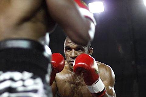 Morre mais um do boxe brasileiro: Jefferson Gonçalo