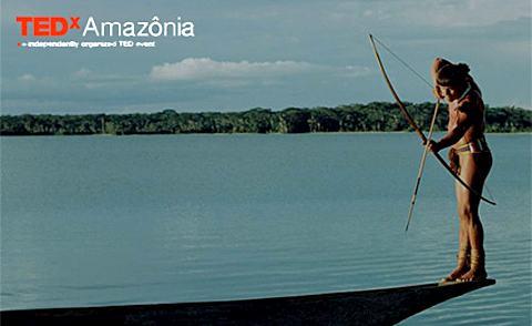 TED e TEDx: consciência ambiental na Amazônia