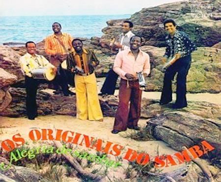 Muçum e Os Originais do Samba: imperdível