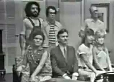 Episódio da antiga versão de A Grande Família: TV Globo 1972
