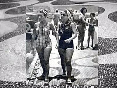 Carmen Miranda canta a Cidade Maravilhosa em 1934