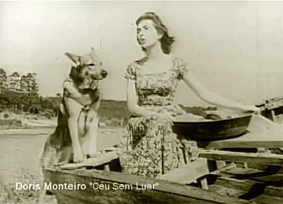 Doris Monteiro interpreta Céu Sem Luar em filme de Mazzaropi