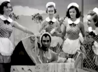 Oscarito: Aviso aos Navegantes de Watson Macedo exibido em 1950