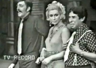 Show do Dia 7 exibido em 1969 pela Record com Zeloni, Walter D'Ávila, Renata Fronzi