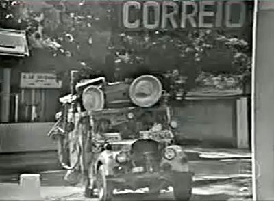 Shazan, Xerife & Cia exibido em 1972: reportagem Almanaque Globo