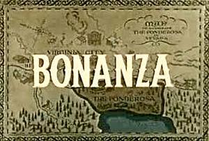 Bonanza: abertura da série