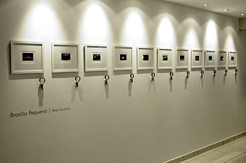 Bete Coutinho: uma estrela da arte em Brasília