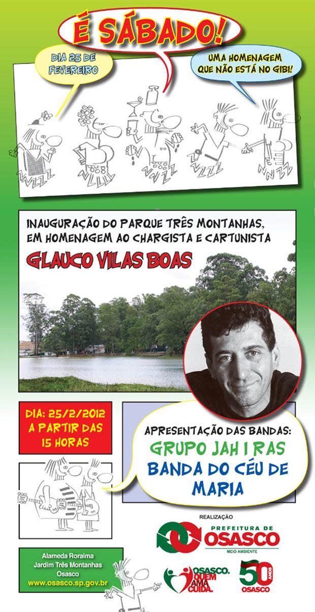 Osasco homenageia Glauco Villas Boas com Parque Ecológico