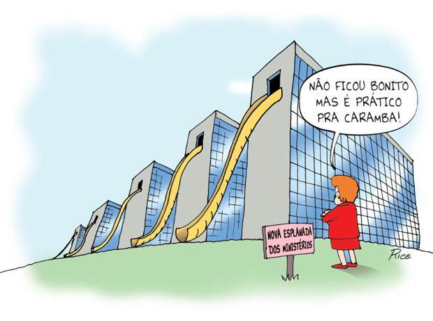 Queda de ministro do governo Dilma: mudanças na esplanada