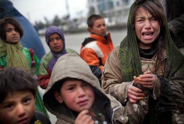 Rotina: assassinato de 16 aldeões indefesos sendo 9 crianças, no Afeganistão