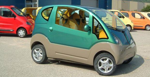 Carro movido a ar está chegando: Air Pod