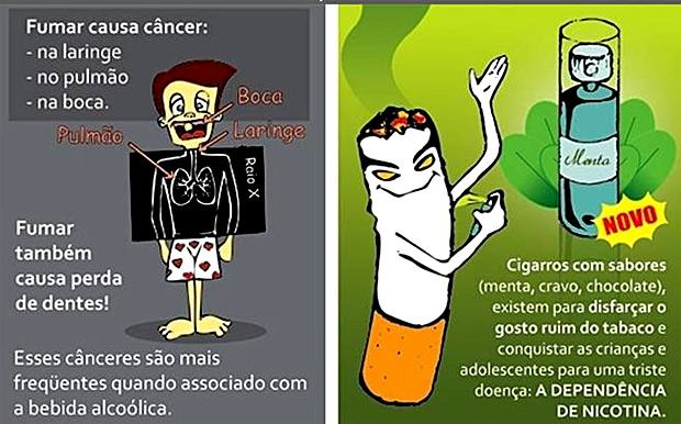 Como parar de fumar: campanha contra o tabagismo