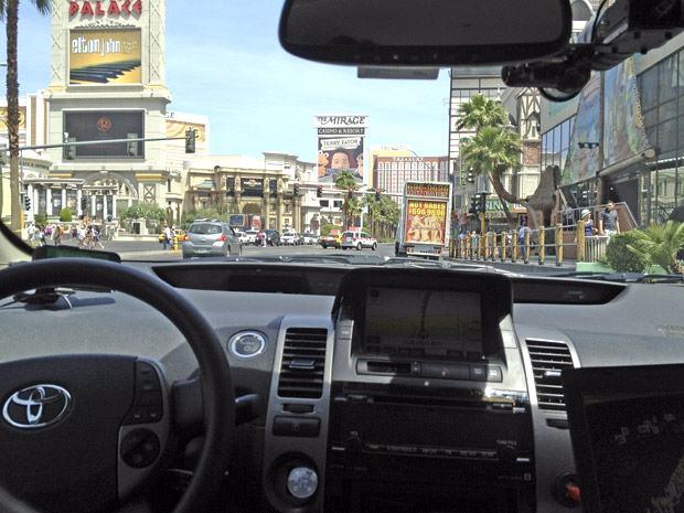 Carros sem motorista da Google percorrem 480 mil kilômetros