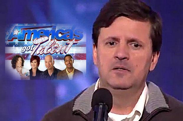Brasileiro Luiz Meneghin arrasa no America's Got Talent