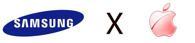 Samsumg+Logo+apple+logo