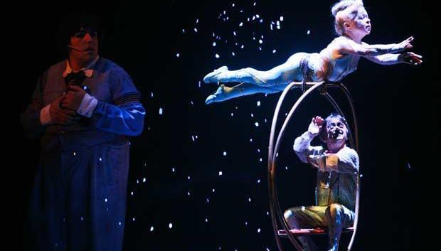 Quanto ganha um funcionário do Circo de Soleil e os riscos dos artistas