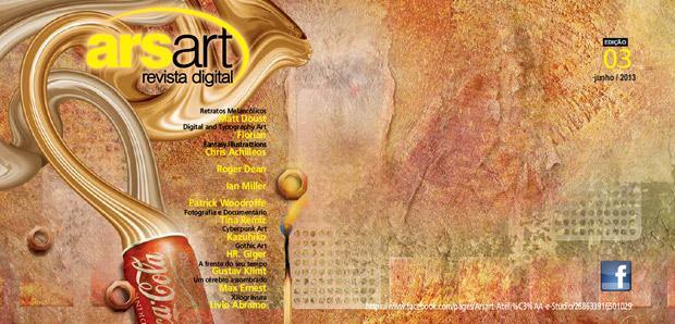 Confira o número 03 da Arsart Revista Digital