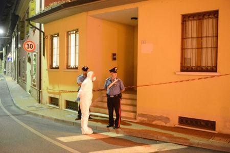 Marília Rodrigues Martins assassinada na Itália: crime brutal