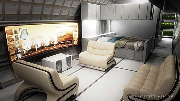 Em 2023 o homem pisará em Marte: diz Bas Landsdorp