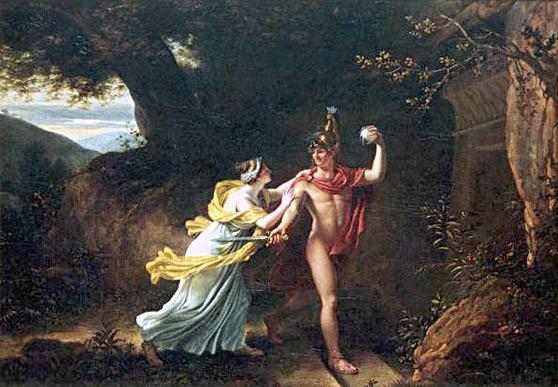 fio-de-Ariadne-Teseu-Minotauro