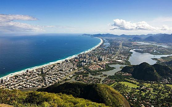 Barra-da-Tijuca-Rio-de-Janeiro-Brasil