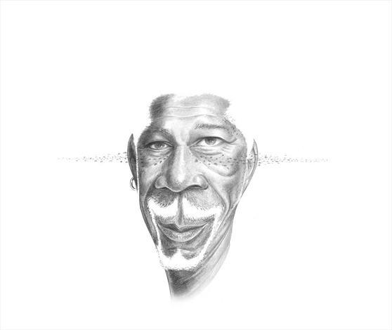 caricatura-morgan-freeman-por-rice-araújo-0