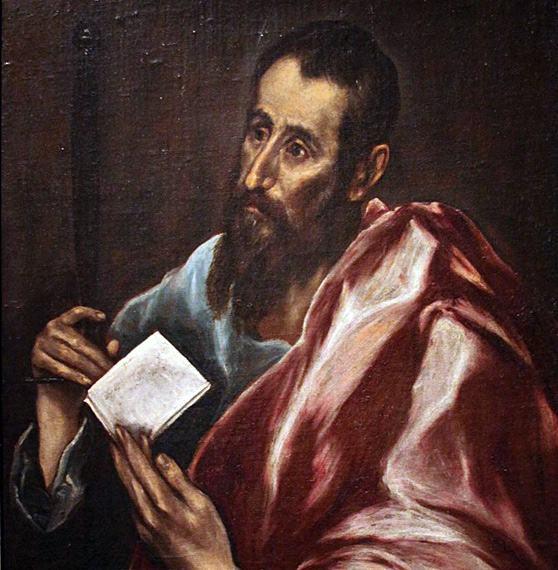 Sao-Paulo-pintura-El-Greco-Saint-Paul