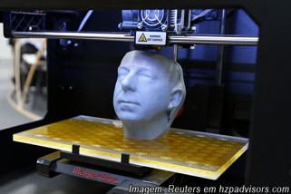 Curiosidades sobre as impressoras 3D