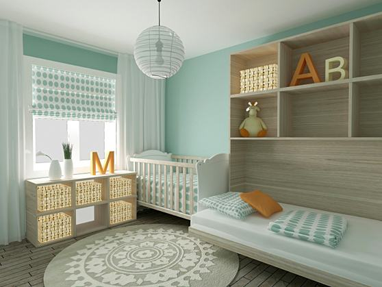 Como escolher a temperatura ideal no quarto do bebê?  Duniverso  Vida intel
