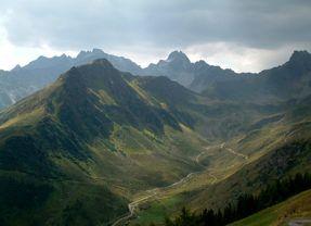No Topo das Montanhas