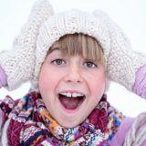 Como proteger as crianças no inverno