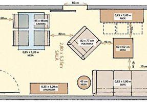 Vai construir? Confira quais as medidas ideais para uma casa confortável