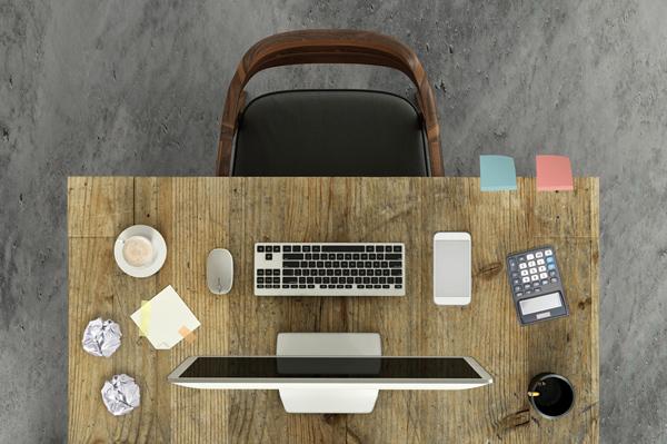 De Darwin a Ergo Chair: como as cadeiras de escritório ajudam a contar a história do trabalho