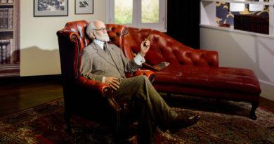 Como um presente dado a Freud se tornou o símbolo da psicanálise