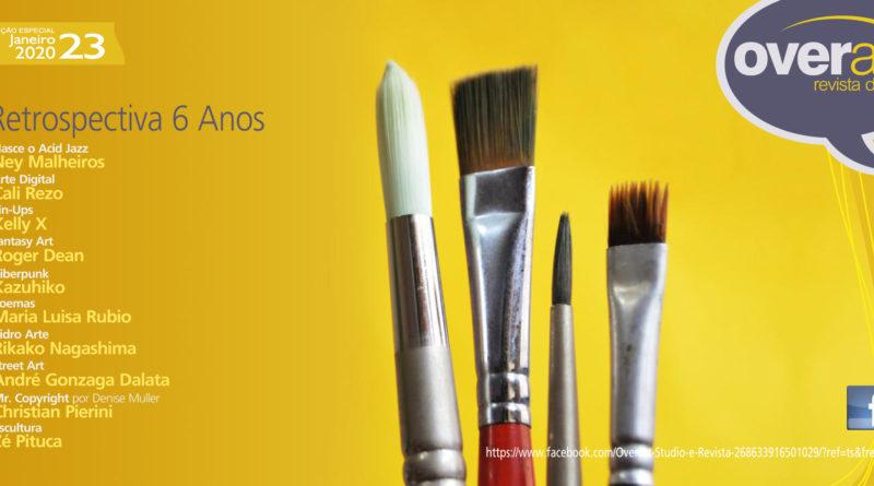 Revista Digital sobre Arte Overart – Número 23